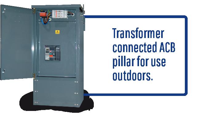 Hallson - An extensive range of low voltage switchgear